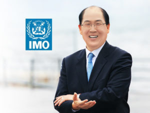 IMO Secretary General Lim Ki-Tack