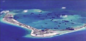 Illegal Chinese Activities in the West Philippine Sea