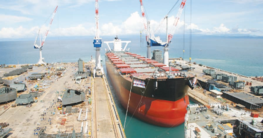 There is no assurance that this Philippine-made cargo vessel can be utilized at optimum level due to slow trade and competition.