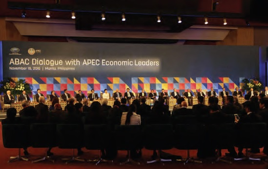 Photo Credit: APEC 2015 Philippines