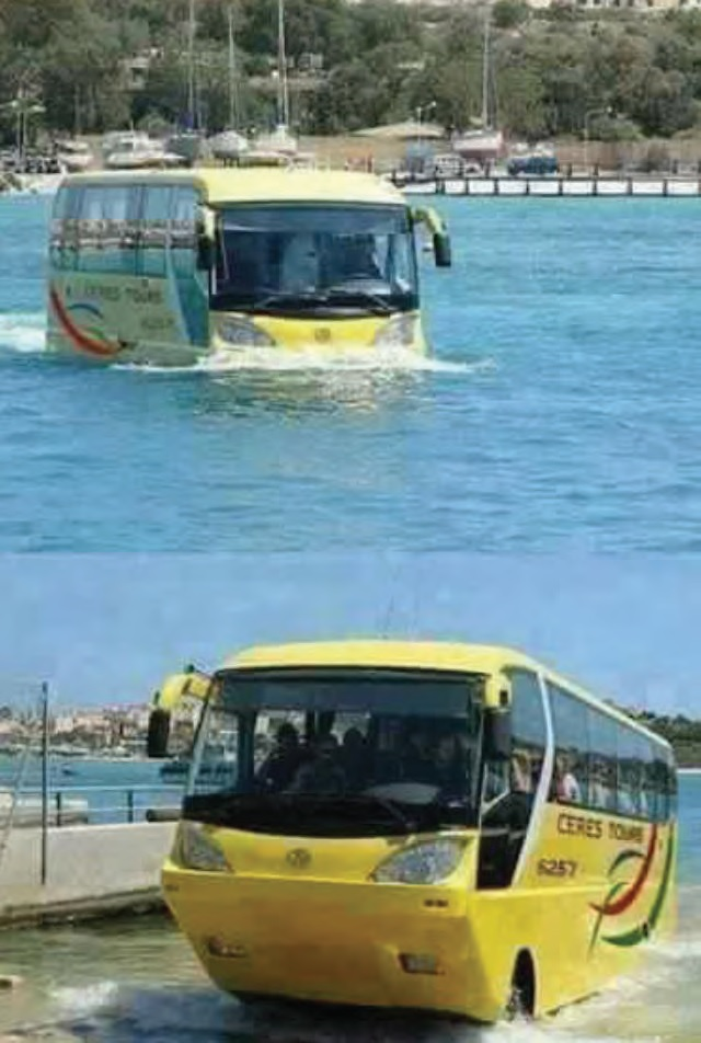 Come ride the floating bus … Sakay na! – The Maritime Review