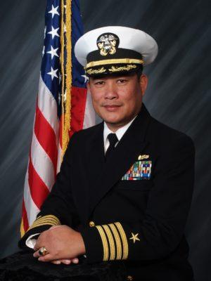 Capt. Daniel Gruta, USNA '86