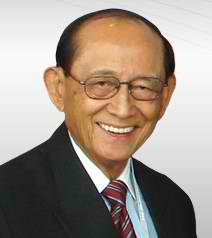 Fidel V. Ramos Former President, Republic of the Philippines