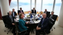 G7 Hiroshima Foreign Ministers' Meeting