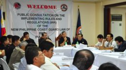 Public Consultation on IRR of RA 9993