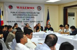 Public Consultation on IRR of RA 9993