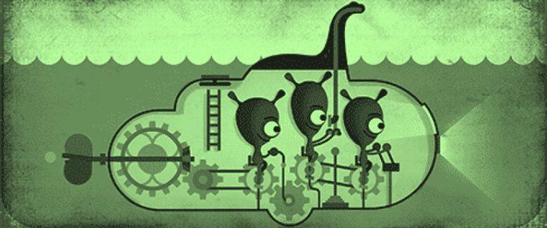 low tech submarine cartoon