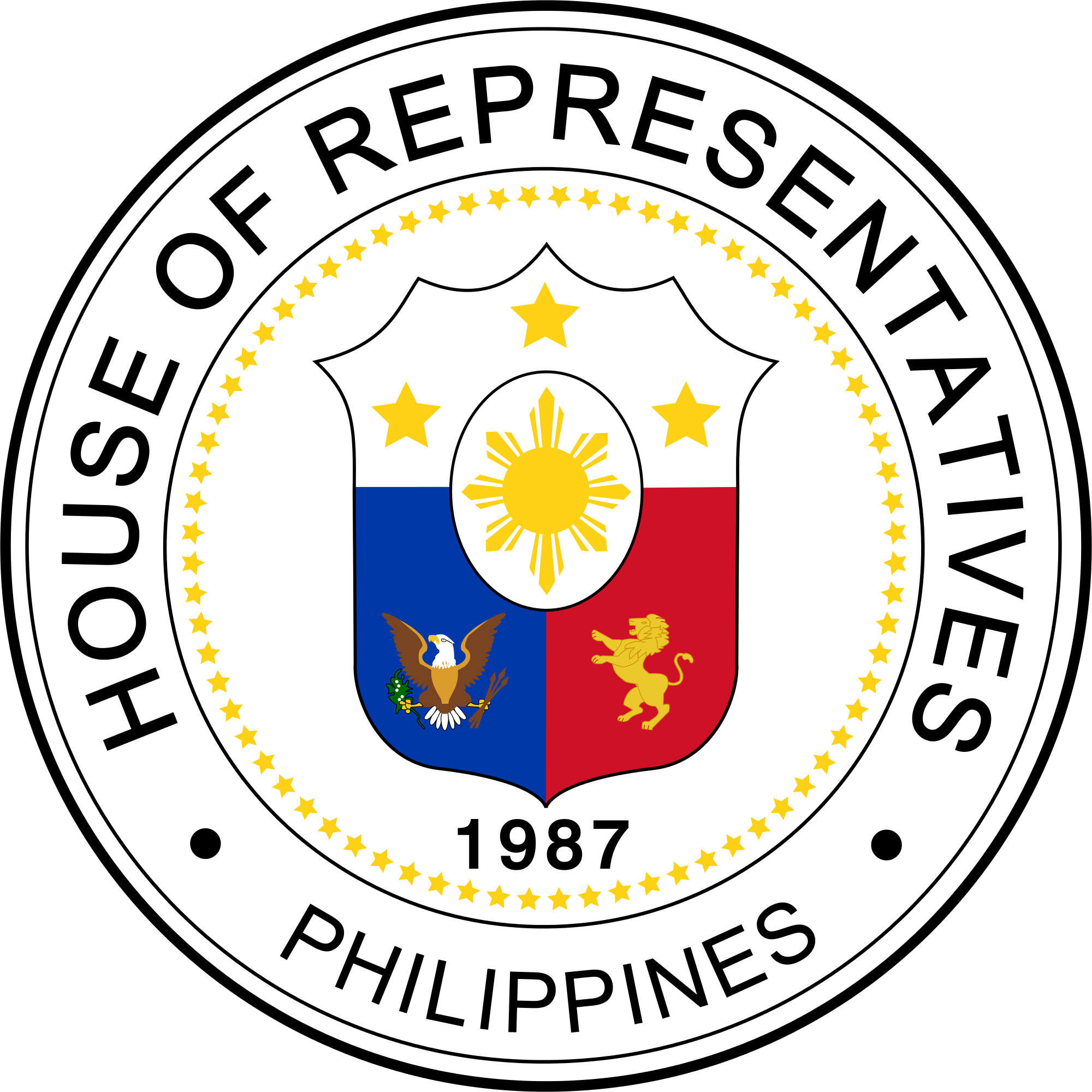 Logo - Philippine House of Representatives