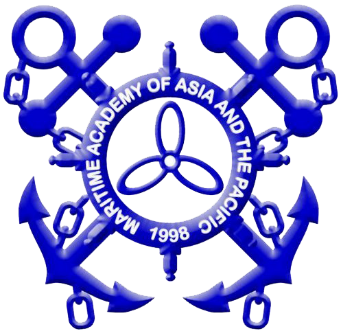 Logo - Maritime Academy of Asia and the Pacific (MAAP)