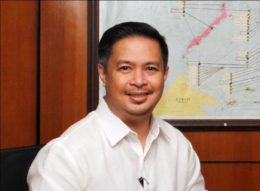 New PPA General Manager Atty. Jay Daniel R. Santiago.   Photo credit:  Philippine Ports Authority