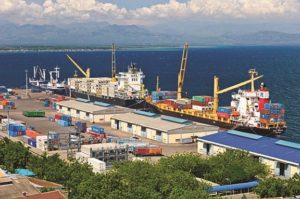 The Makar Wharf in General Santos City. Photo credit: Philippine Ports Authority