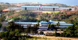 Maritime Academy of Asia and the Pacific, Kamaya Point, Mariveles, Bataan